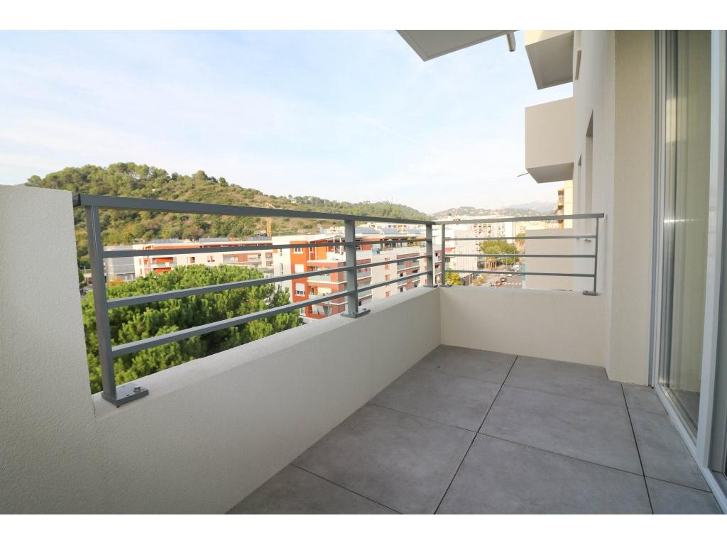 Nice ARIANE : Appartement neuf de 38m² + terrasse + parking 125000€ FAI